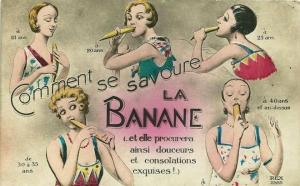 Banane-Gout