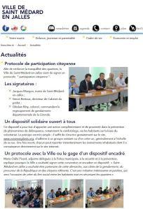 VV Encart web protocole Mairie
